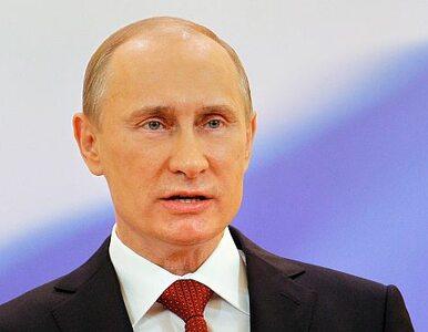 Putin wprowadził się na Kreml
