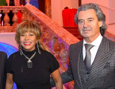 Tina Turner już nie jest do wzięcia