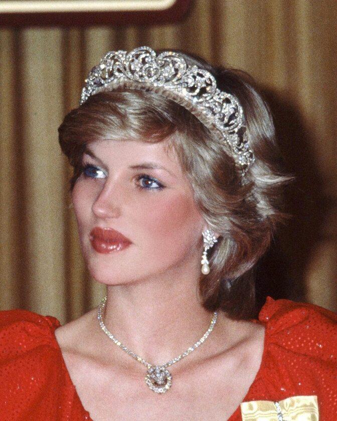 Księżna Diana AD 2018
