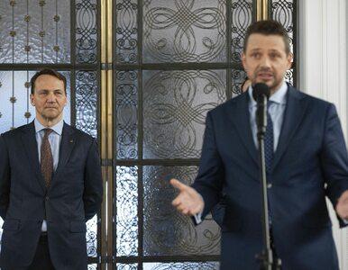 """Sikorski krytykuje decyzję Trzaskowskiego. """"Pojechałbym do Końskich, to..."""