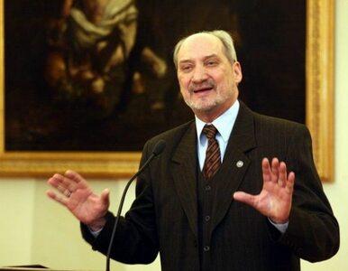 Macierewicz nie musi przepraszać ITI