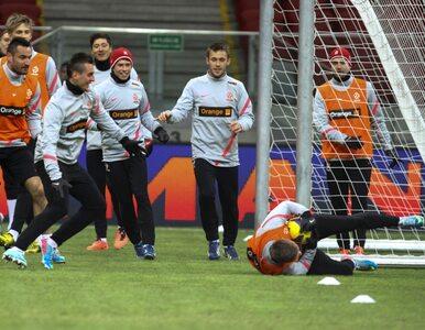 Polska zagra z San Marino na dwóch napastników?