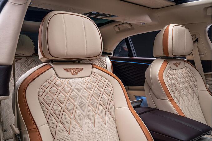 Bentley Continental Flying Spur Odyssean Edition