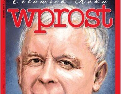 """Jarosław Kaczyński Człowiekiem Roku 2015 tygodnika """"Wprost"""""""