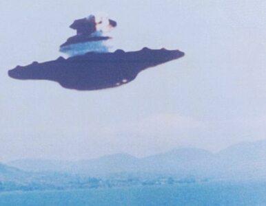 UFO sparaliżowało ruch samolotów w Chinach