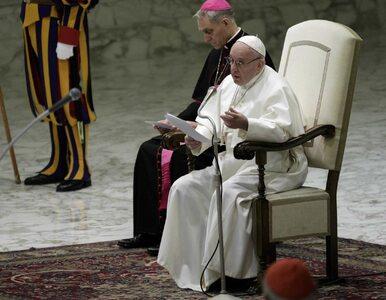Franciszek: Po spotkaniu z Janem Pawłem II, kardynał Ratzinger odłożył...