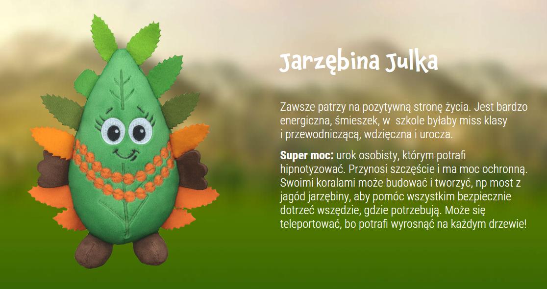 Jarzębina Julka