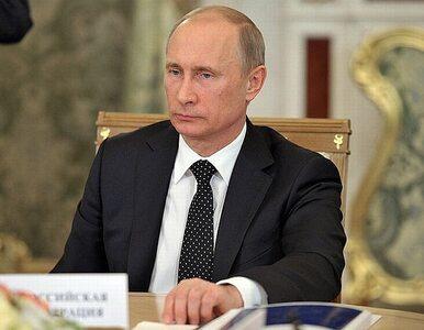 """Putin leci na Krym wygłosić """"ważne"""" przemówienie"""