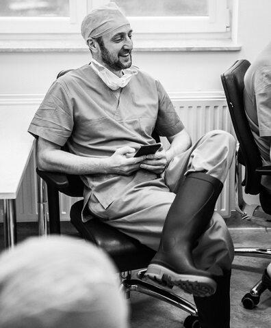 dr Robert Śmigielski  (fot. Michał Pańszczyk)