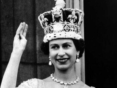 Zaledwie 19 proc. Brytyjczyków może pamiętać koronację Elżbiety II....
