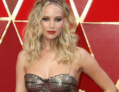 """""""Spałem z Jennifer Lawrence i zobacz, gdzie jest teraz"""". Aktorka..."""