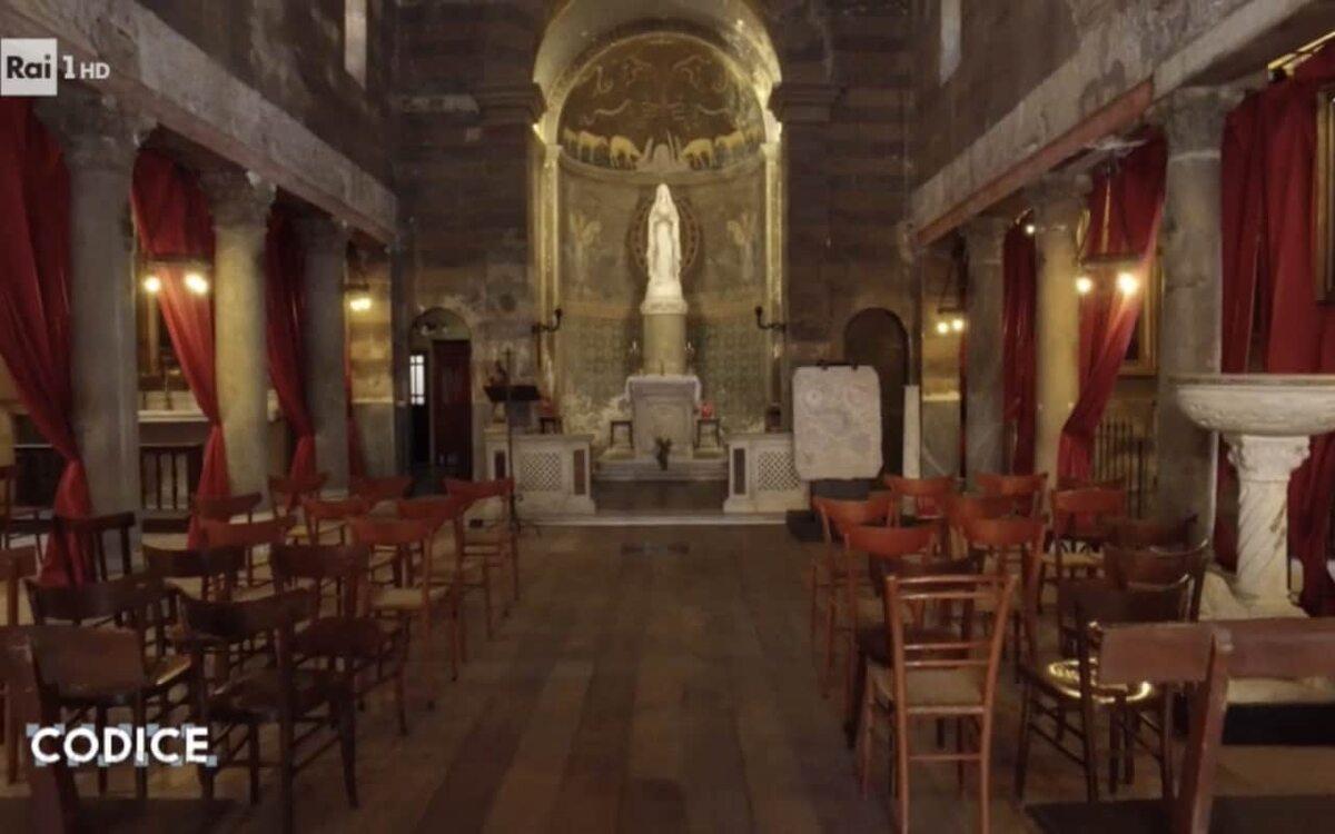 Kościół Santa Maria in Capella