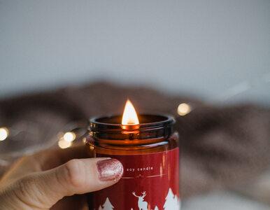 Lubisz świeczki zapachowe? Uważaj, większość z nich jest toksyczna