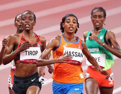 Tokio 2020. Inne biegaczki by się poddały, ona wstała i zrobiła coś...