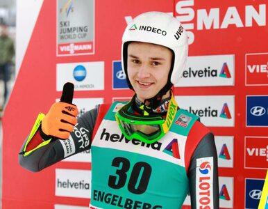 Engelberg: Świetne skoki Polaków. Murańka drugi w kwalifikacjach