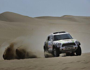 Dakar 2013: kolejny Polak miał wypadek. To koniec