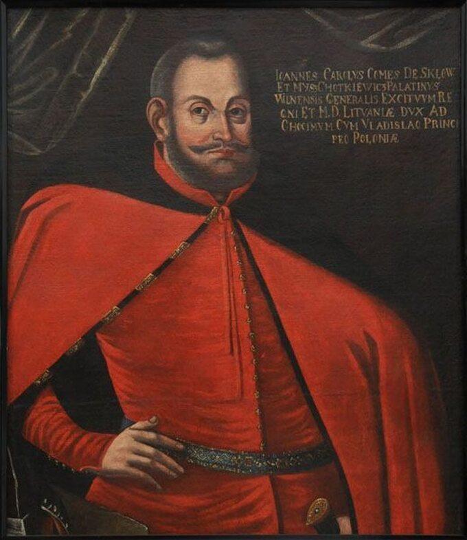 Hetman Wielki Litewski Jan Karol Chodkiewicz