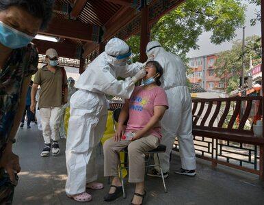 """Chiny ukrywają prawdę o koronawirusie. """"Władze lansują jedną hipotezę"""""""