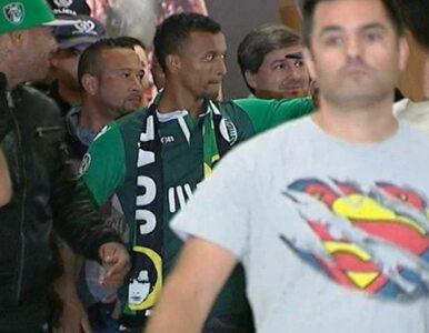 Niechciany w United Nani wrócił do Sportingu. Powitano go jak króla
