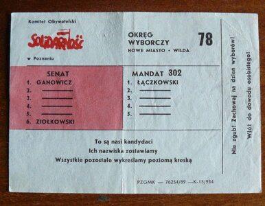 4 czerwca 1989 r. Solidarność zdobyła wszystko, na co pozwalały...