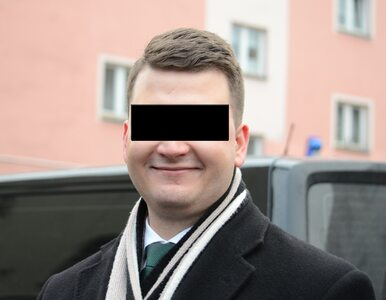 Były rzecznik MON Bartłomiej M. zostanie w areszcie. Sąd odrzucił...