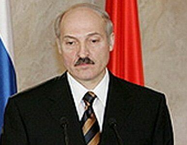 Łukaszenka: opozycja wrogiem narodu