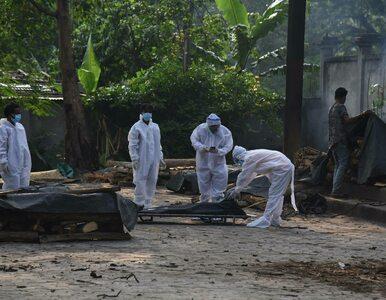 Nowy, światowy rekord dziennej liczby zgonów COVID-19 w jednym kraju
