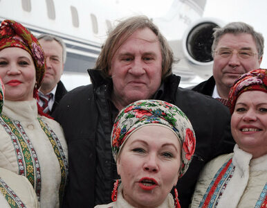Migalski do Depardieu: jest Pan nieskończenie głupi albo...