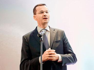 Morawiecki zapowiada podniesienie kwoty wolnej od podatku dla najuboższych