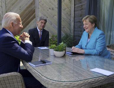 Spotkanie Merkel – Biden: jak pożenić Nord Stream 2 z interesami Ukrainy