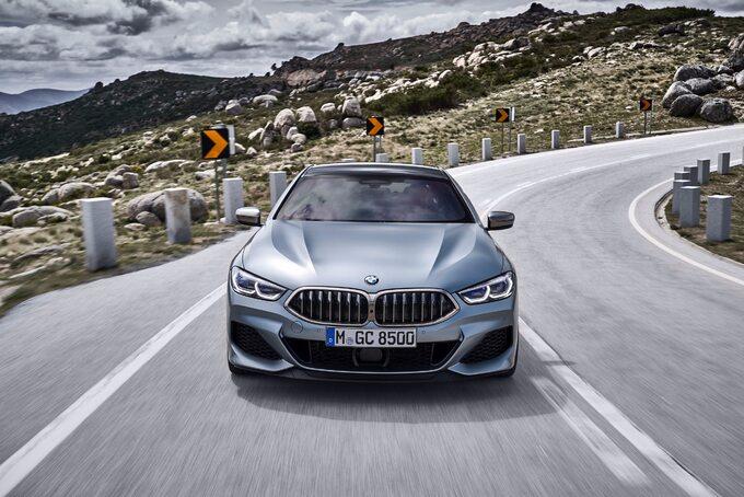 BMW serii 8 Gran Coupé