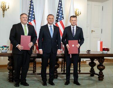 Treść umowy Polski i USA ujawniona. Amerykanie ze sporymi uprawnieniami