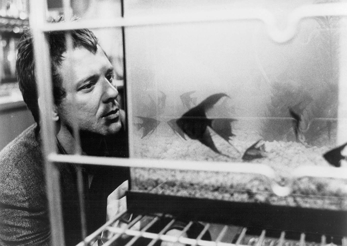 "Mickey Rourke w ""Rumble Fish"" (1983)"