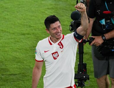Lewandowski po remisie z Hiszpanią: Determinacja i wola walki były od...