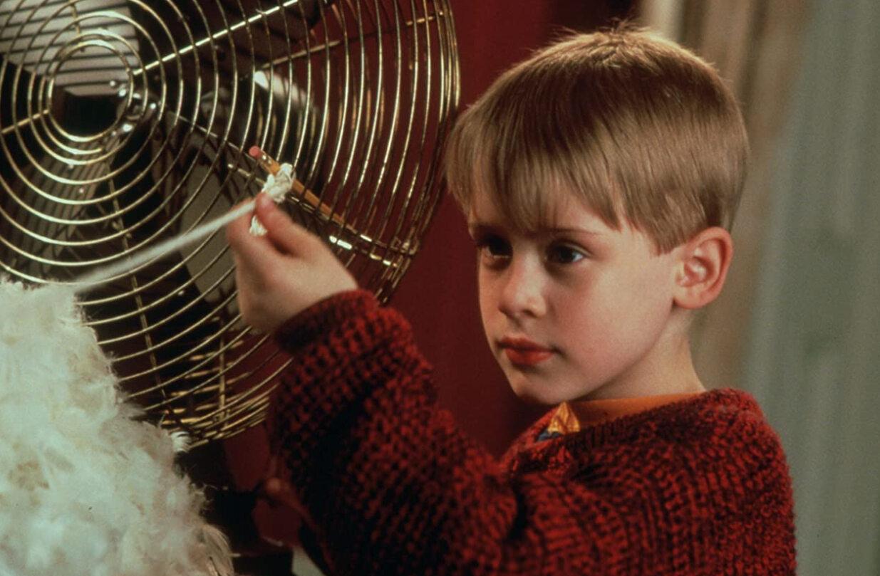 Chłopiec na zdjęciu to filmowy: