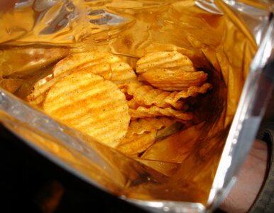 Chipsy na odchudzanie?