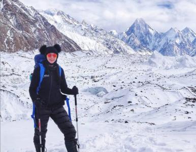 Problemy Polki wspinającej się na K2. Poprosiła o ewakuację