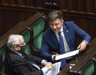 """Jak Michał Dworczyk chce wejść do ekstraklasy PiS. """"Misza zasuwa...."""