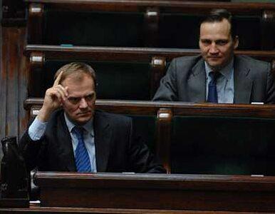 Sejm: wpłynął wniosek o wotum nieufności dla Sikorskiego