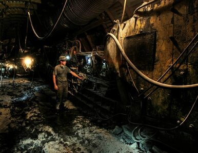 Wstrząs w kopalni, nie żyje górnik. KGHM ogłasza trzydniową żałobę