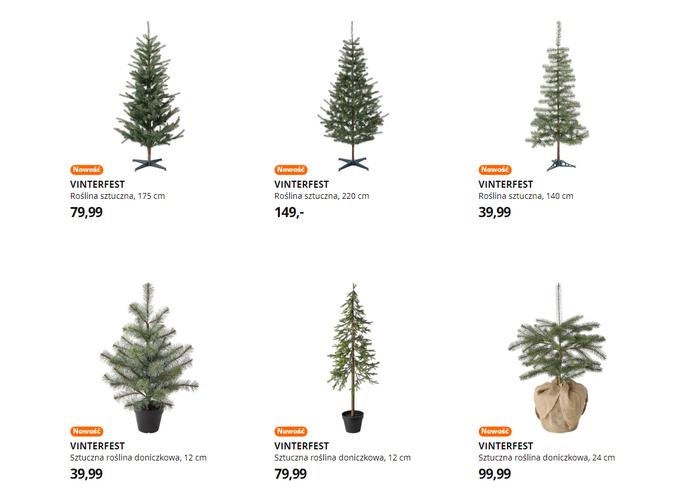 Zimowa oferta sklepu IKEA