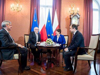 Komisja Europejska wyda dziś opinię na temat stanu praworządności w Polsce?