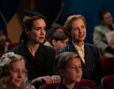 """Dobrze dziś wyglądasz, Mildred. Finałowy zwiastun serialu """"Ratched""""..."""