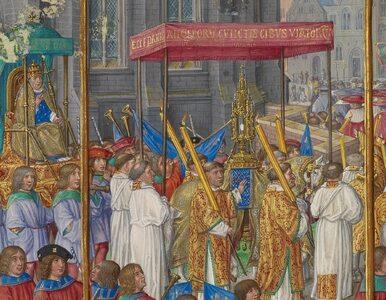 Boże Ciało. Kiedyś herezja, dziś jedno z najważniejszych katolickich świąt