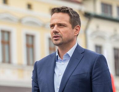 Trzaskowski opublikował program wyborczy. Związki partnerskie i...