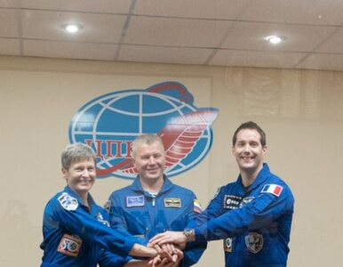 Na Międzynarodową Stację Kosmiczną dotarła nowa załoga