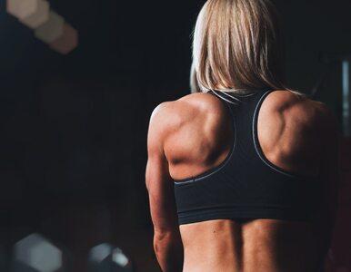 Wzmocnij mięśnie szkieletu, a zapobiegniesz wielu chorobom. Nowe...