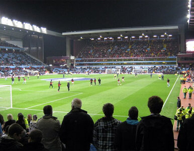 Aston Villa pod rekordową kreską