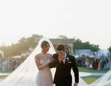 Nick Jonas i Priyanka Chopra pokazali zdjęcia ze ślubu! Stały się hitem