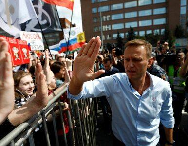 Aleksiej Nawalny na oddziale intensywnej terapii. Przeciwnik Putina ma...